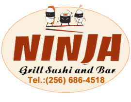 Ninja Japanese Restuarant, Decatur, AL